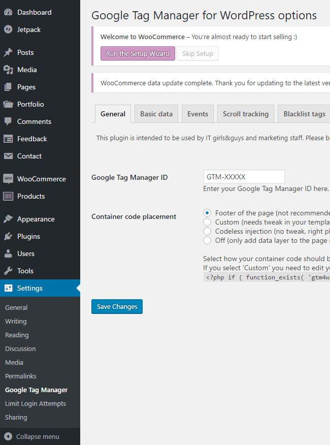 gtm-for-wordpress