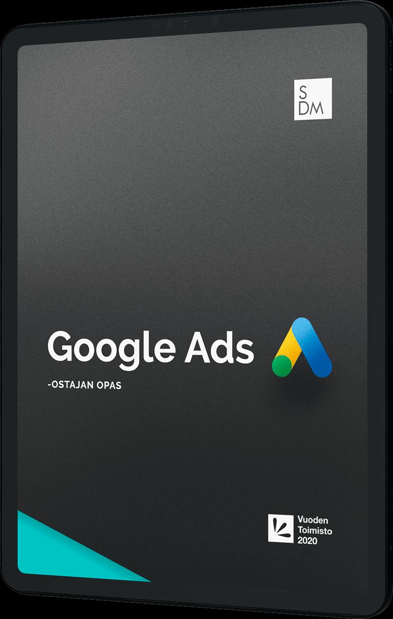 Google_Ads_ostajan_opas_kansi